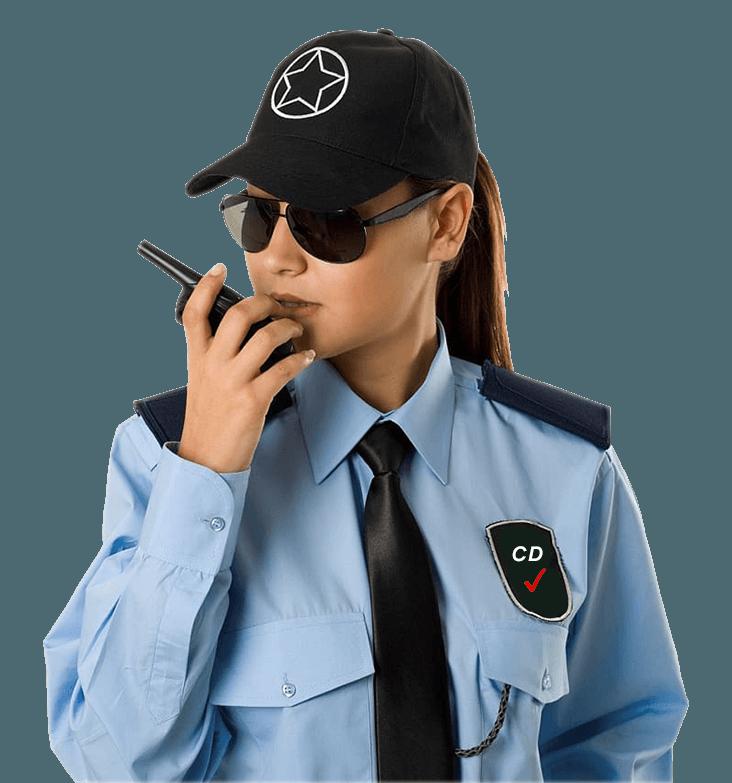 AVM CD Özel Güvenlik Kadın
