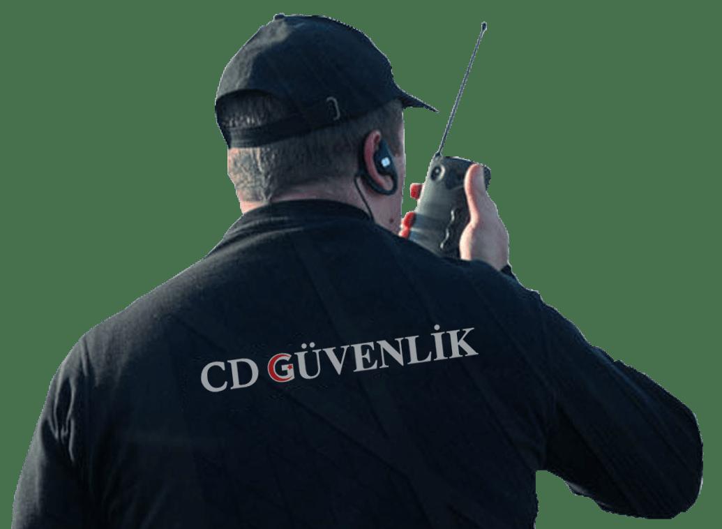 CD Güvenlik Hizmeti Slayder