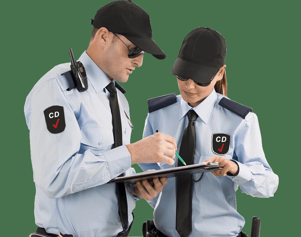 CD Havalimanı Güvenliği