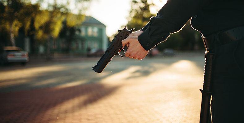 Silahlı Güvenlik Görevlileri Ve Riskler Hakkında